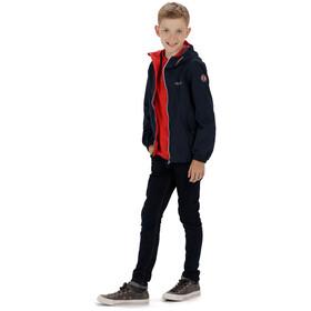 Regatta Henryson Jacket Kids Navy